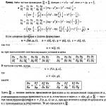 Как найти частные производные функции – Понятие частной производной и примеры вычисления частных производных функции нескольких переменных